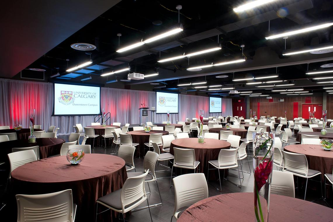 Downtown event space