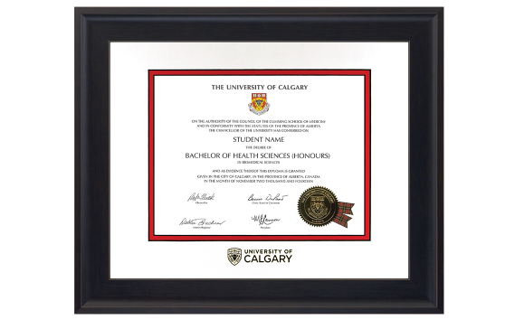 Rideau Degree Frame