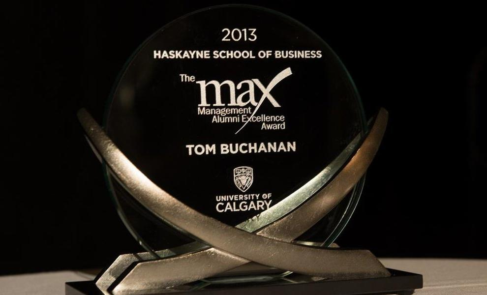 Haskayne - Management Excellence Awards