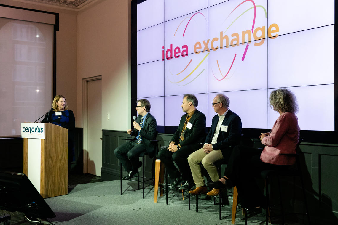 Idea Exchange Tour